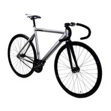 ZF Bikes - Prime Series Track Bike - Metallic Grey