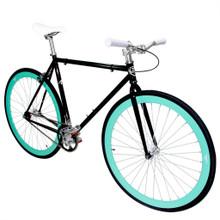 ZF Bikes - Fixed Gear Bike - Black Skies