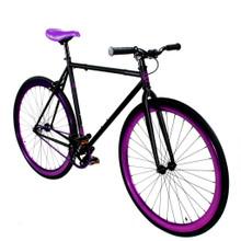 ZF Bikes - Fixed Gear Bike - Grape Soda