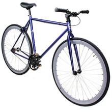 ZF Bikes - Fixed Gear Bike - Navy