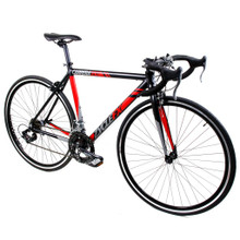 ZF Bikes - Carrera 350 Road Bike - Black