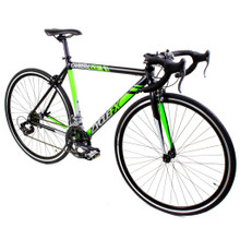 ZF Bikes - Carrera 350 Road Bike - Lime