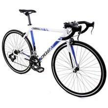 ZF Bikes - Carrera 350 Road Bike - White
