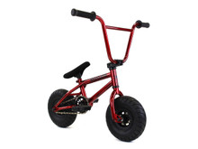 Fatboy Mayhem BMX Riot Series Bike - Mini BMX - Rikochet Red