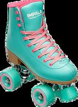 Impala Rollerskates - Sidewalk Skates Aqua-size 10