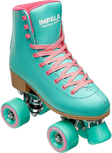 Impala Rollerskates - Sidewalk Skates Aqua-size 3