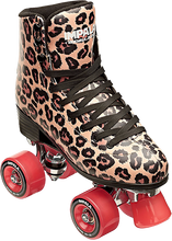 Impala Rollerskates - Sidewalk Skates Leopard-size 2