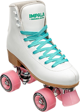 Impala Rollerskates - Sidewalk Skates White-size 3