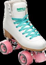 Impala Rollerskates - Sidewalk Skates White-size 4