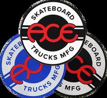 "Ace - Round Logo 2"" Sticker Assorted 1pc"