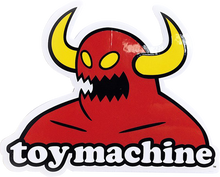 Toy Monster - Monster Decal -single