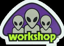 Alien Workshop - Triad Decal Single