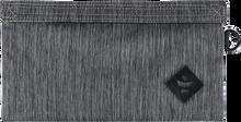Revelry - Confidant Money Bag .5l Striped Dk.grey/bk - Backpack