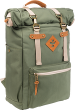 Revelry - Drifter Rolltop Backpack 23l Grn/beige - Backpack