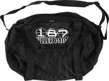 187 - Duffel 10 Duffle Bag Black - Backpack