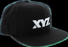 Xyz - Logo Hat Adj-black/wht