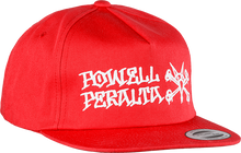 Powell Peralta - Rat Bones Hat Adj-red