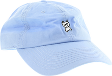 Meow - Unstructured Mini Cat Hat Adj-baby Blue