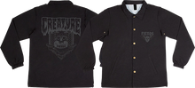 Creature - Fiends Coach Windbreaker M-black