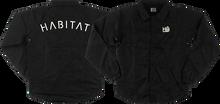 Habitat - Pod Stencil Coach Jacket S-black