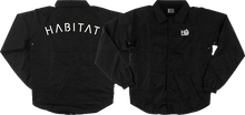 Habitat - Pod Stencil Coach Jacket Xl-black