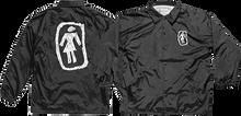 Girl - Sketchy Og Coach Jacket Xl-black