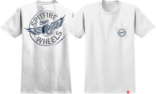 Spitfire - Flying Classic Pocket Ss S-white/grey/blue