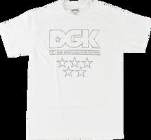 Dgk - Shine Ss S-white