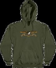 Anti Hero - Eagle Hd/swt Xl-army