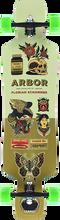 Arbor - Artist Catalyst Complete-9.13x40 - Complete Skateboard