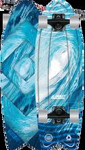 Aluminati - Blue Crush Wingnut Complete-8x25.25 - Complete Skateboard