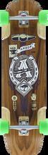 Arbor - Downhill Backlash Ii 37 Complete-9.5x37 - Complete Skateboard