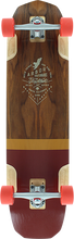 Arbor - Downhill Backlash Iii 37 Complete-9.5x37 - Complete Skateboard