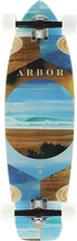 Arbor - Photo Collection Rally Complete-8.9x30.5 - Complete Skateboard