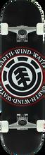 Element - Seal Complete-8.0 Black - Complete Skateboard