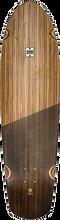 Globe - Blazer Xl Deck-9.75x36.25 Zebrawood/blk - Longboard
