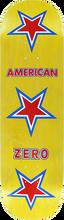 Zero - American Zero Deck-8.62 Yellow - Skateboard Deck