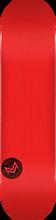 Mini Logo - Deck 181/k-15 -8.5 Chevron Stamp Red Ppp - Skateboard Deck