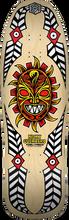 Powell Peralta - Guerrero Mask Deck-10x31.75 Natural - Skateboard Deck