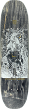 Moonshine - Akesson Mountain Deck-7.3x28.5 Blk Stain - Skateboard Deck