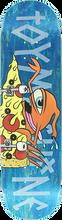 Toy Monster - Pizza Shredder Sect Deck-8.25 - Skateboard Deck