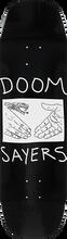 Doom Sayers - Sayers Snake Shake Deck-8.58 Blk/wht - Skateboard Deck