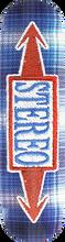 Sticky Bumps - Stiched Deck-7.75 Blue - Skateboard Deck