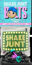 """Shake Junt - Foy 1"""" Phillips Blk/teal/pink 1set"""