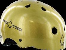 Pro Tec - (cpsc)classic Gold Flake-s Helmet