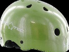 Pro Tec - (cpsc)classic Grn Flake-l Helmet