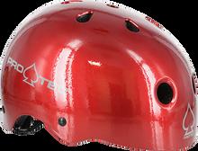 Pro Tec - (cpsc)classic Red Flake-xl Helmet