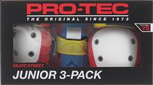 Pro Tec - Junior 3 Pack Box Ys-retro Knee/elbow/wrist