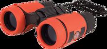 Independent - Banner Binoculars Red/blk