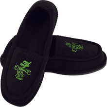 Creature - Car Club Slip On Creepers Blk/grn Size 12